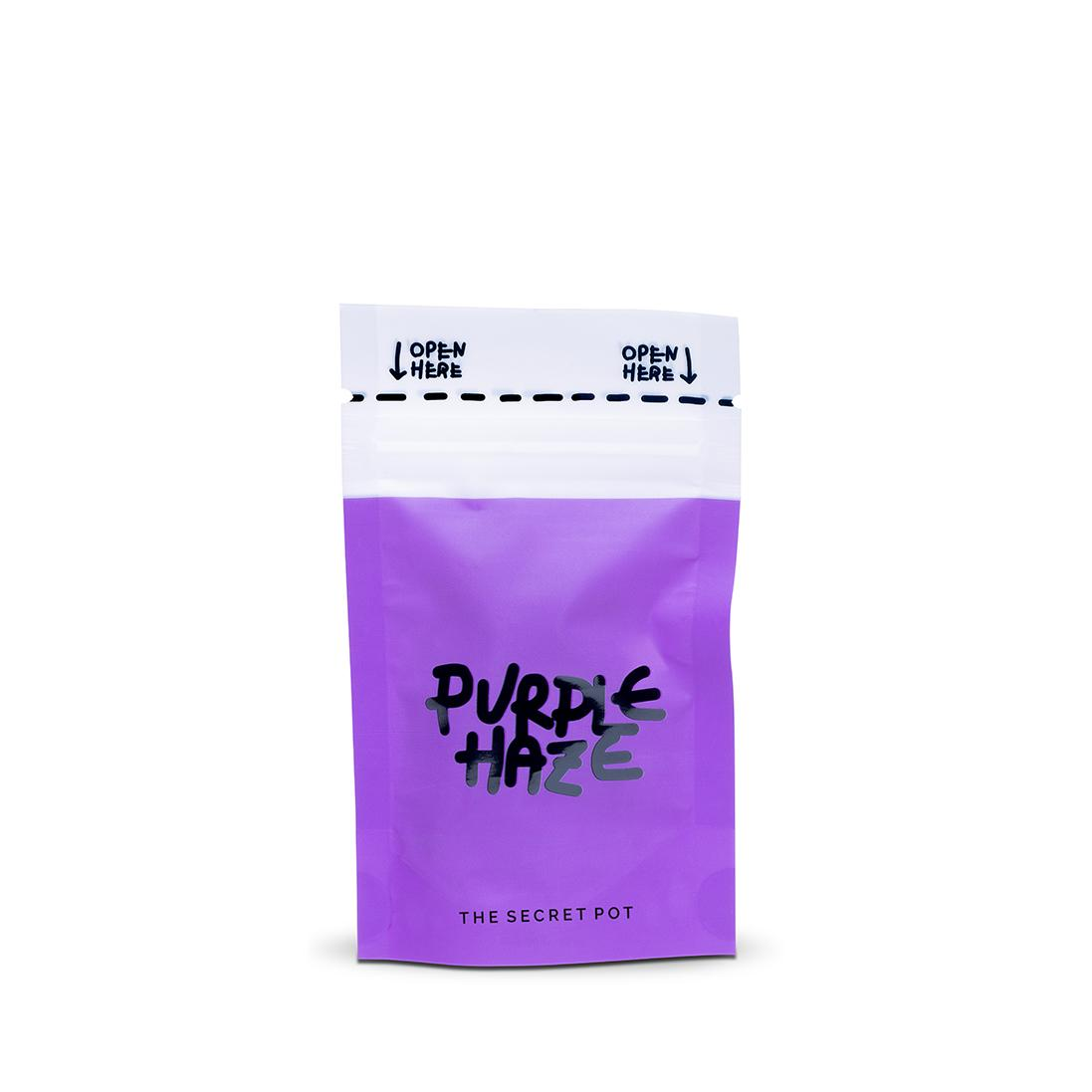 purple haze infiorescenze cannabis light